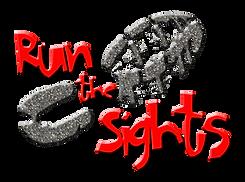 Run the Sights Company Logo