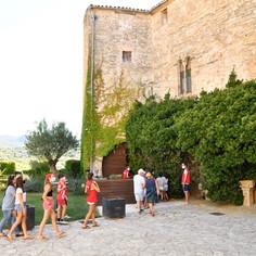 Circuit de llegendes al castell