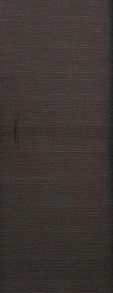Black skinny stripe fabric by the yard