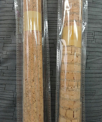 "Natural cork fabric 15"" x 18"""