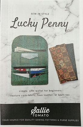 Lucky Penny wallet pattern