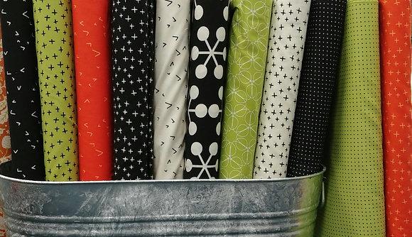 Quotation fabric bundle
