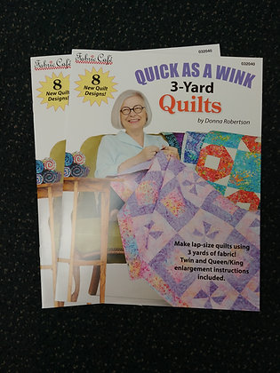 Quick As a Wink book