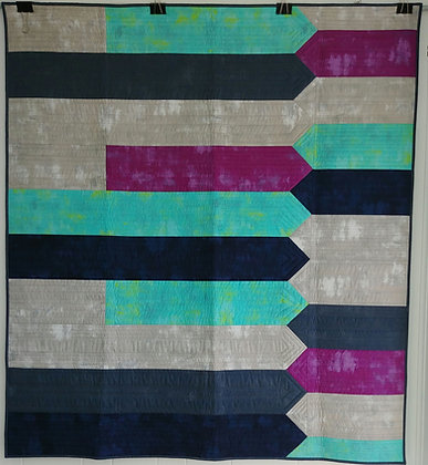 Intersection ready-made-quilt