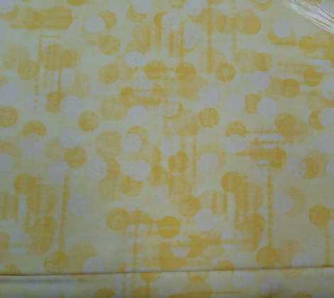 JotDot Yellow from Blank Textiles