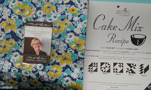 Layer Cake and Cake Mix Recipe bundle