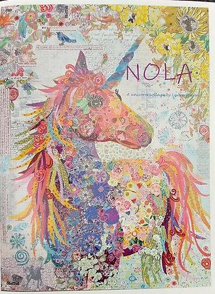 Nola Collage by Laura Heine