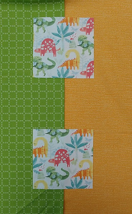 You Rock dino quilt kit