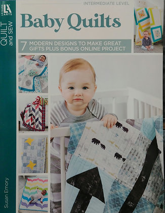 Baby Quilts book