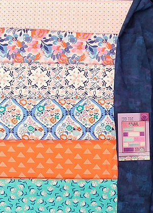 Ebb Tide quilt kit