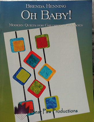 Oh, Baby book