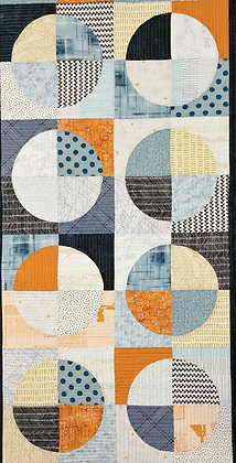 Curved Piecing class -Tuesday, November 2