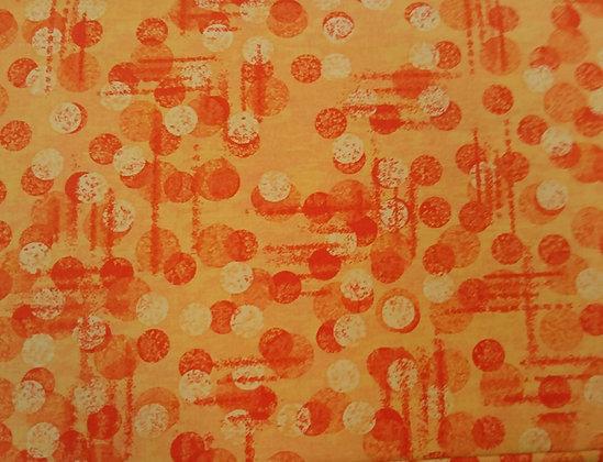 JotDot Orange from Blank Textiles