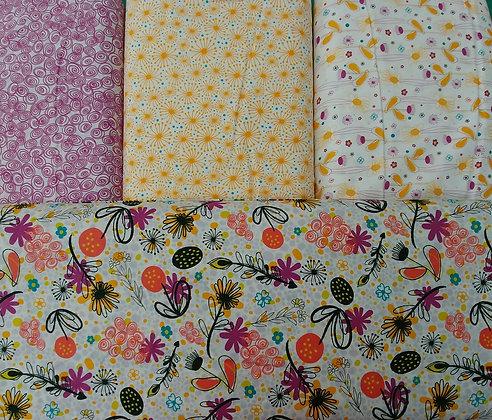 Flower Doodles bundle
