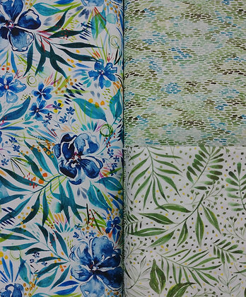 Moody Blooms by Create Joy Project for Moda Fabrics
