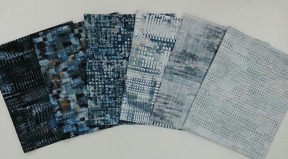 City Lights by Northcott fabric bundles