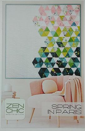 Spring in Paris Quilt-a-long bundles