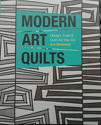 Modern Art Quilts book
