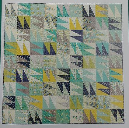 Backyard Breeze ready-made-quilt