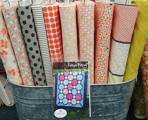 copy of Fine and Sunny fabric bundle
