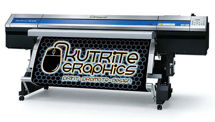 Wide Format Printing in Red Deer