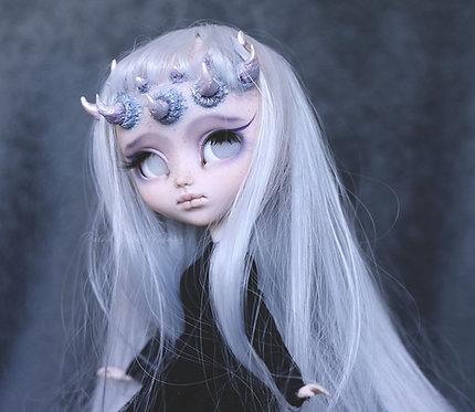 "• Iceenh • Pullip Full Custom "" Halloween Edition """