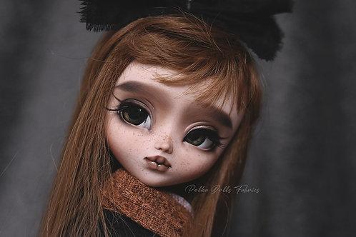 "• Hawn • Pullip Full Custom "" Halloween Edition """
