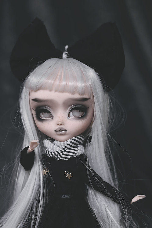 "• Hellyran • Pullip Full Custom "" Halloween Edition"""
