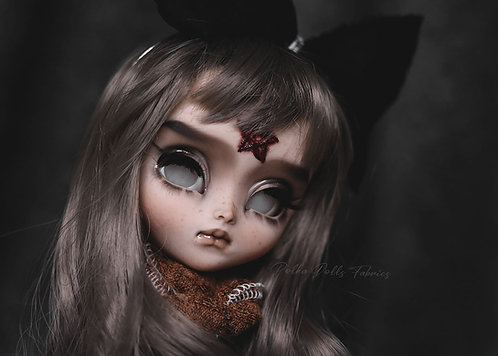 "• Daekn • Pullip Full Custom "" Halloween Edition """