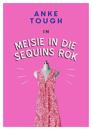 Meisie in die Sequins Rok