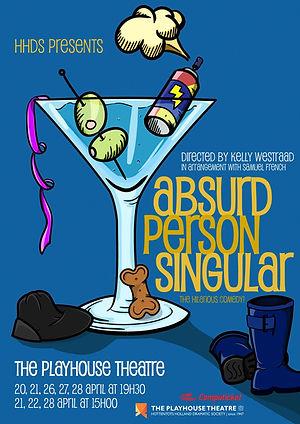 Absurd Person Singular