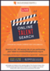 Online Talent Search 2020