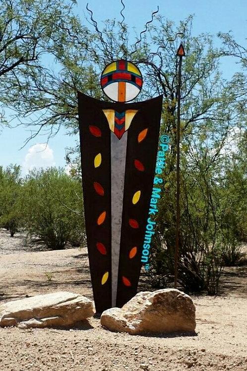 Hania - Hopi tribe meaning Spirit warrior