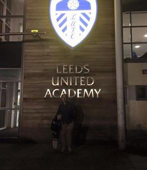 Harry Wilde Joins LUFC Elite Squad