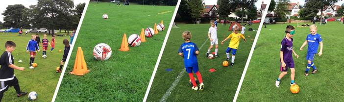 Children's Football Sessions Leeds