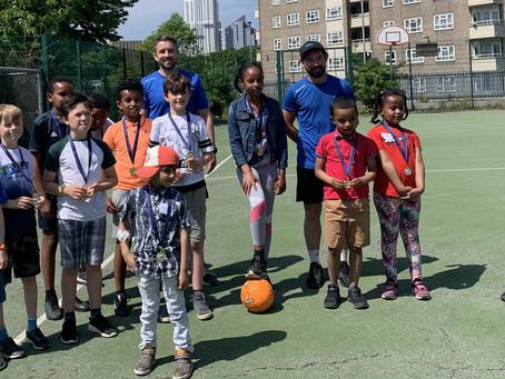 Foot-Tech Partners with Children's Charity, Zarach