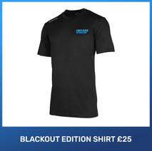 Foot-Tech Academy Blackout Shirt