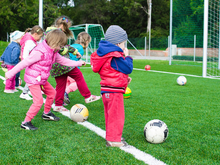 I'm struggling to get my child into sport