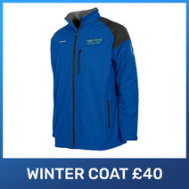 Foot-Tech Academy Winter Coat