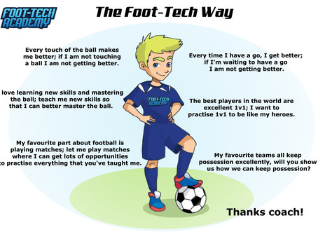 The Foot-Tech Way