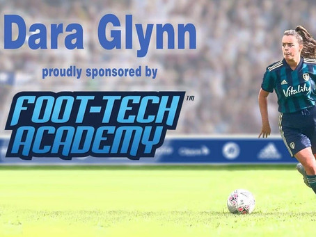 Foot-Tech Sponsors Leeds United Player
