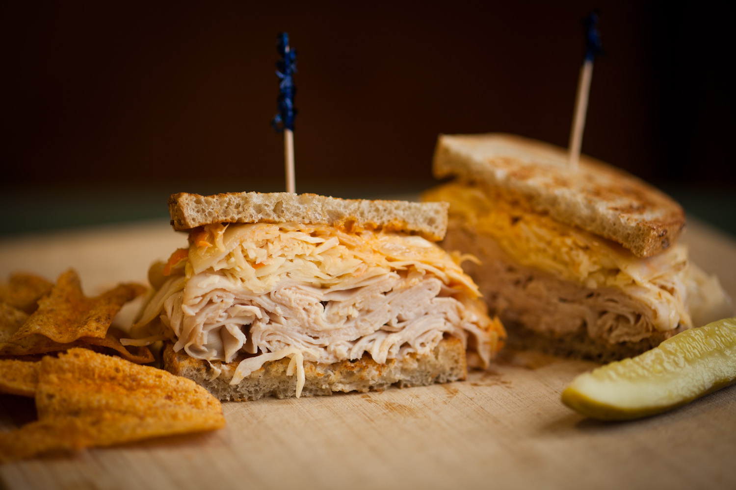 Turkey Rueben