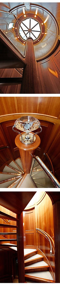 Captain Scott, Whittaker Marine - Yacht Integration / Gaye Force Interior