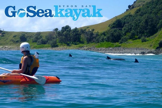 Go Sea Kayak Byron Bay