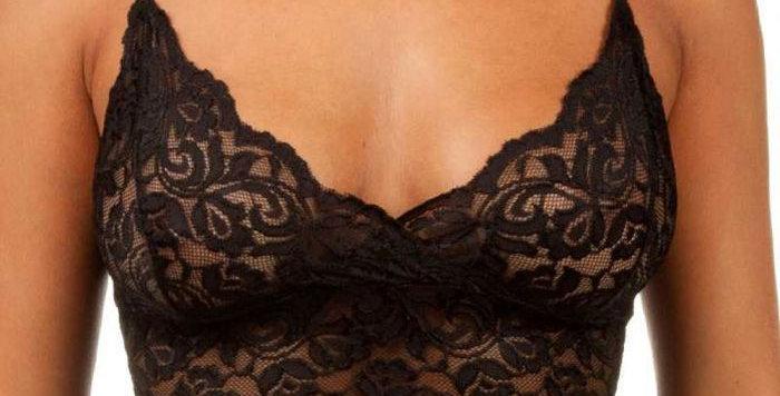 Lace Cami Black (no pockets)