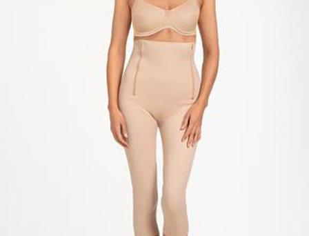 Amoena Bermuda Compression Pant Long - Nude 45002