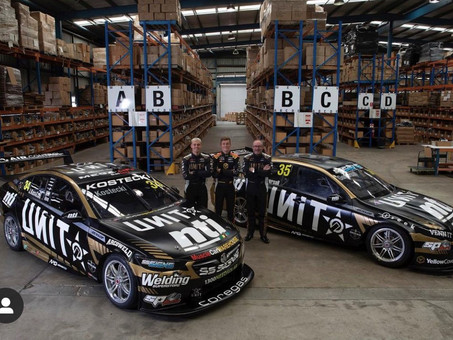 Air Control are proud sponsors of the Matt Stone Racing Team for the third year in a row.