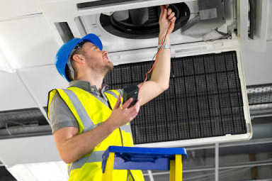 Why does my air conditioner need a service from a HVAC company?