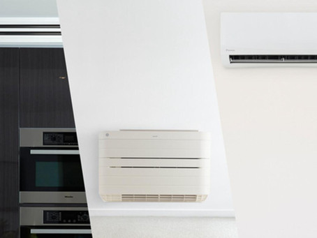 What are the types of Air Conditioning systems to choose from?