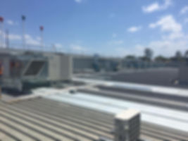 Ceiling Roofto, hillers, airconditionig, condensers, ventilatin, cooling tower